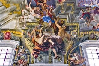 Rome, S. Ignazio Church