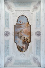 Villa Cordellina, salon principal