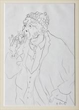 "Gino Covili, ""The Smoker"""