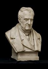 "Pietro Tenerani (1789-1869): ""Bust of Giuseppe Molza"""