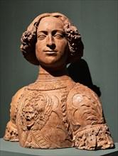 """""""Portrait of Giuliano di Piero de Medici"""", by Andrea Del Verrocchio"""