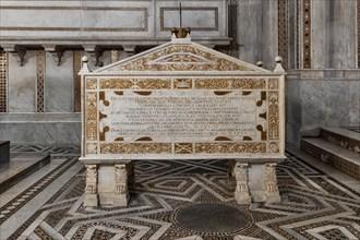 Sépulture de Guillaume II de Sicile