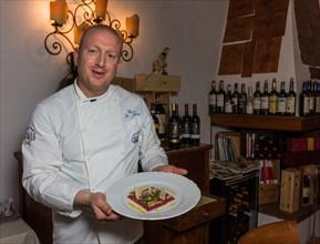 """Radda in Chianti, Restaurant """"La Botte di Bacco"""""""