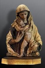 Donatello or Luca Della Robbia: 'Madonna and Child'