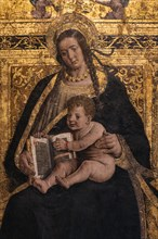 Hans Clemer: 'Madonna and Child'