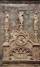 La cathédrale San Lorenzo de Gênes