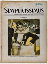 """""""Simplicissimus, n. 45"""""""