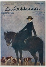 """""""La Lettura, 1° ottobre 1922"""""""