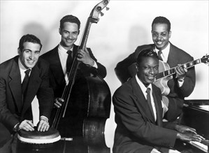 Nat King Cole and the Nat King Cole Trio, Portrait circa late 1940's