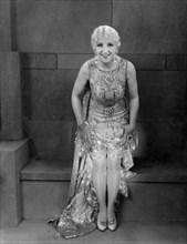 "Julia Faye, on-set of the Film ""Dynamite"", 1929"