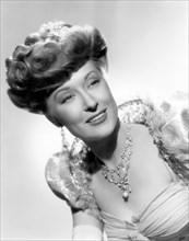 """Jane Farrar, Publicity Portrait for the Film, """"The Climax"""", Universal Pictures, 1944"""