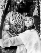 "Rita Tushingham, on-set of the Film, ""The Guru"", 20th Century-Fox, 1969"