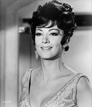 """Anna Moffo, Publicity Portrait for the Film, """"The Adventurers"""", Paramount Pictures, 1970"""