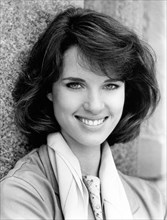"""Colette Stevenson, Head and Shoulders Publicity Portrait for the Television Film, """"Wall of Tyranny"""", Columbia Pictures Television, 1987"""