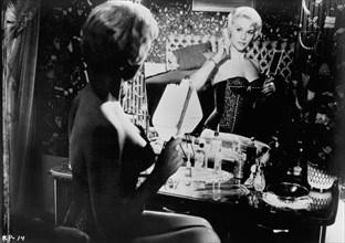 "Ingrid van Bergen, Publicity Portrait for the Film, ""Roses for the Prosecutor"", aka ""Rosen für den Staatsanwalt"", Altura Films International, 1959"