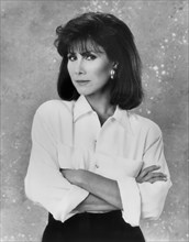 "Michelle Lee, Publicity Portrait for TV Movie, ""Single Women, Married Men"", CBS-TV, Photography by Tony Esparza, 1989"