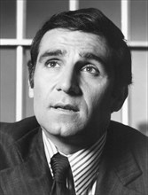 """Tony Lo Bianco, Publicity Portrait for the TV Series, """"Police Story"""", NBC-TV, 1975"""