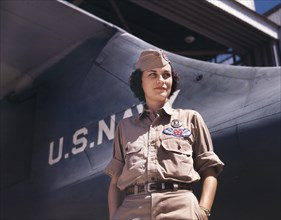Mrs. Eloise J. Ellis appointed by Civil Service to be Senior Supervisor in the Assembly and Repairs Department at the Naval Air Base