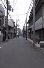 Desolate Street Scene