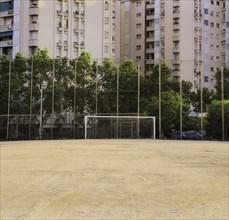 Urban Soccer Field