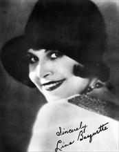 American Actress Lina Basquette (1907-1994)