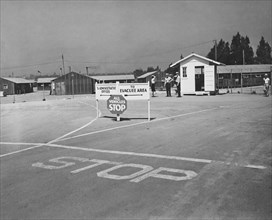 Assembly Center for Evacuees of Japanese Ancestry