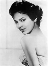 American Actress and Singer Dorothy Dandridge
