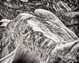 Snow Cornice, Fernie,