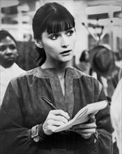 Margot Kidder as Lois Lane in the Film