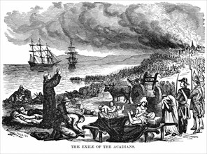 The Exile of the Acadians