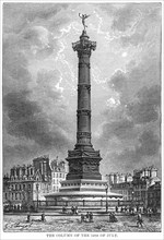 The Column of the 14th of July