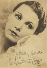 American Actress Leatrice Joy
