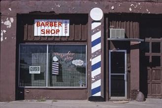 Barber Shop, T Street