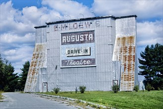 Augusta Drive-in Theater, Route 11