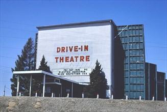 Drive-in Theatre, Route 30