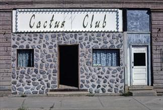 Cactus Club, Marmarth