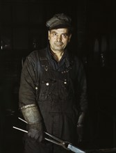 Daniel Anastazia, Blacksmith's Helper