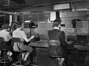 Telephone Operators at Aberdeen Proving Ground, Aberdeen