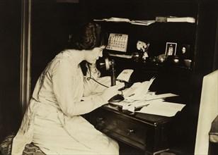 Alice Paul (1885-1977), American Suffragist