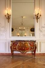 Château de Versailles, chambre de madame Adélaïde