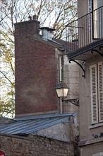 Montmartre, Rue Du Chevalier De La Barre