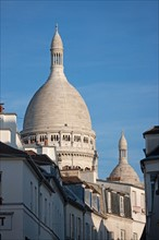 Montmartre, Rue Norvins