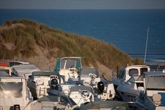 Fort-Mahon-Plage, Baie de Somme