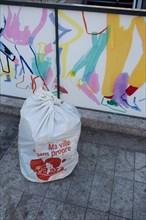 Lyon, ordures déposées, Lyon ville propre