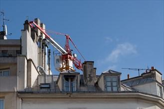 Paris, rue de Fleurus