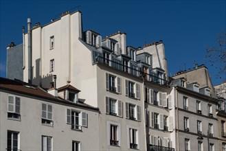 Paris, boulevard Saint-Michel