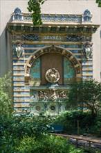 Square Félix Desruelles à Paris