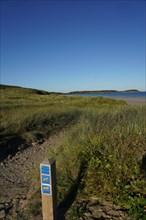 Pointe de Kermorvan, Finistère nord