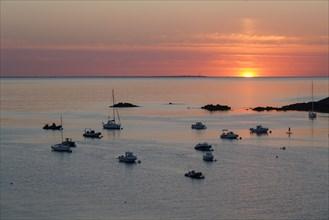Ploumoguer, plage d'Illien, Finistère nord