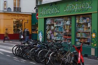 Rue Daguerre, Paris